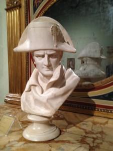 Napoleon ser dolsk ut