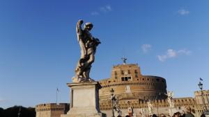 Castel Sant' Angelo.