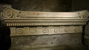 Lucius Cornelius Scipio Barbatus grav.